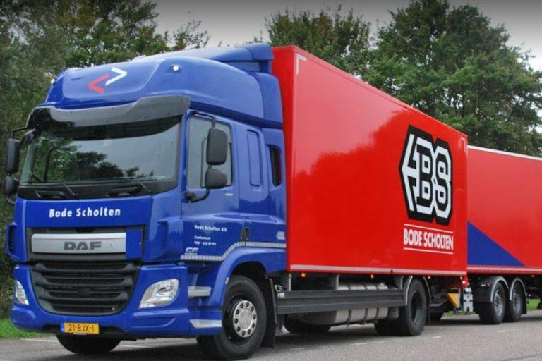 Bode Scholten draagt door middel van samenwerkingsverband TransMission bij aan meer vervoer in minder kilometers