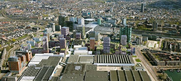 Kennissessie Logistiek en Ruimte Beurskwartier Utrecht 16 september